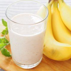 きな粉バナナジュース